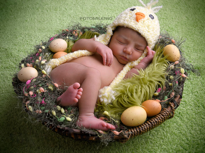 Foto Estudio de Bebé