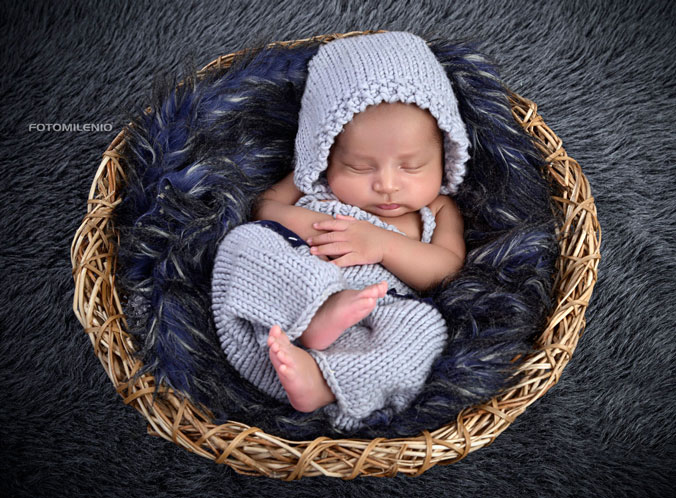 Foto Estudio de Bebés